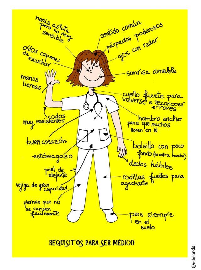 Para ser médico