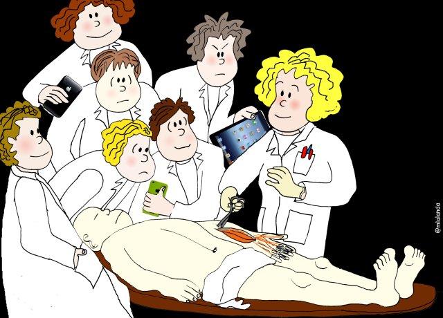 leccion de anatomia