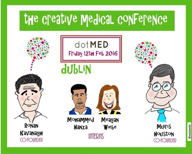 dotMED organizers 2016